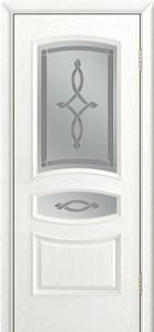Дверь Лайндор Алина М тон 38 стекло Неаполь светлое