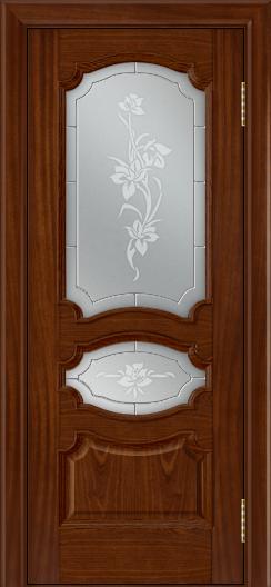 Дверь Лайндор Марта тон 10 стекло Рим