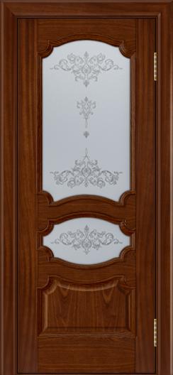 Дверь Лайндор Марта тон 10 стекло Шарм светлое