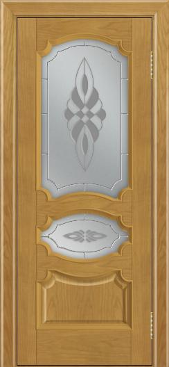 Дверь Лайндор Марта тон 24 стекло Византия