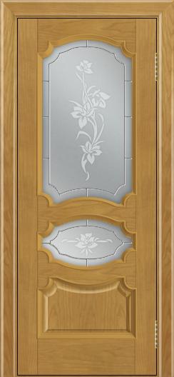 Дверь Лайндор Марта тон 24 стекло Рим