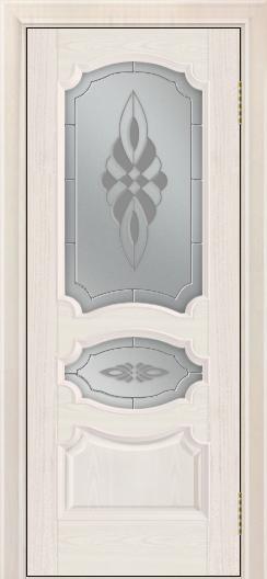 Дверь Лайндор Марта тон 27 стекло Византия