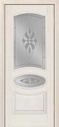 Дверь Лайндор Оливия Л тон 27 стекло Византия