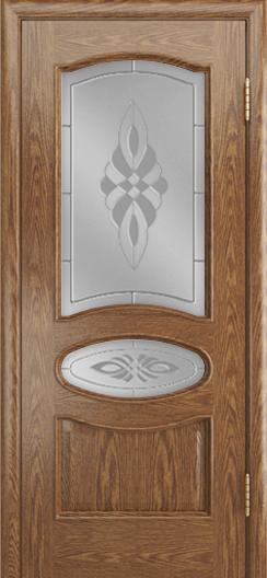 Дверь Лайндор Оливия Л тон 45 стекло Византия