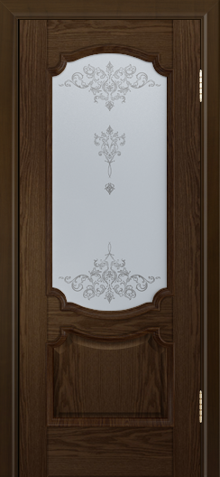 Дверь Лайндор Селеста тон 35 стекло Шарм светлое