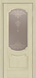Дверь Лайндор Селеста тон 36 стекло Шарм бронза