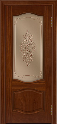Дверь Лайндор София тон 10 стекло Вива