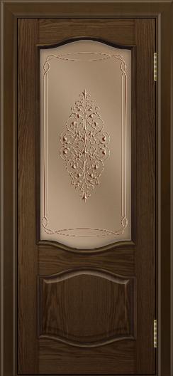 Дверь Лайндор София тон 35 стекло Вива