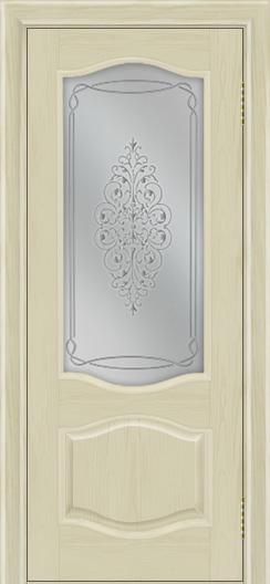 Дверь Лайндор София тон 36 стекло Вива сатин