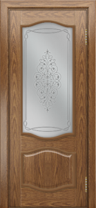 Дверь Лайндор София тон 45 стекло Вива сатин