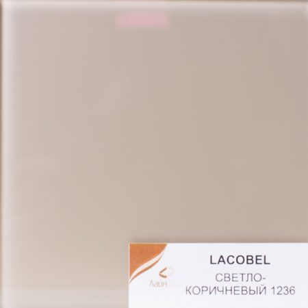 Лайндор Lacobel 1236 Счетло-коричневый