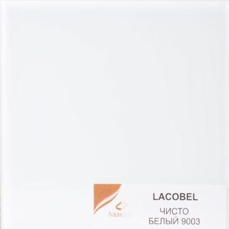 Лайндор Lacobel 9003 Чисто белый