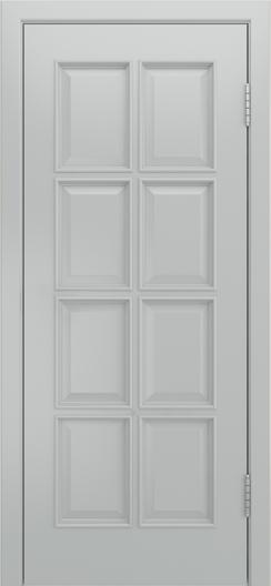 Двери Лайндор Аврора К эмаль серая