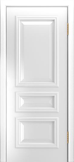 Двери Лайндор Агата Д эмаль белая