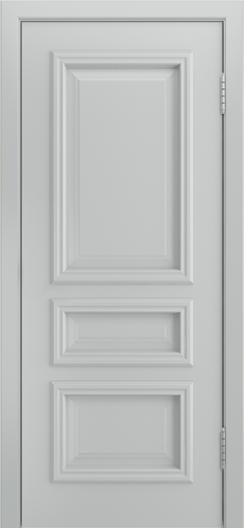Двери Лайндор Агата Д эмаль серая