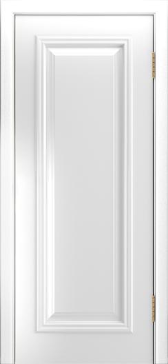 Двери Лайндор Валенсия Д эмаль белая