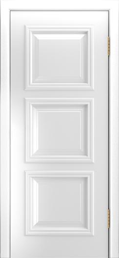 Двери Лайндор Грация Д эмаль белая
