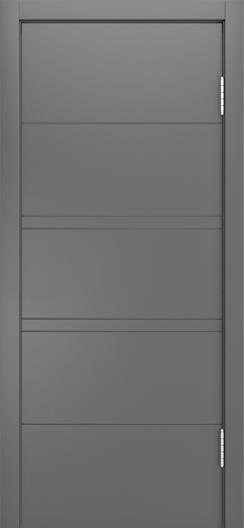 Двери Лайндор Ника Ф3 Горизонт эмаль Кварц