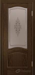 Двери ЛайнДор Пронто К тон 35 стекло Вива