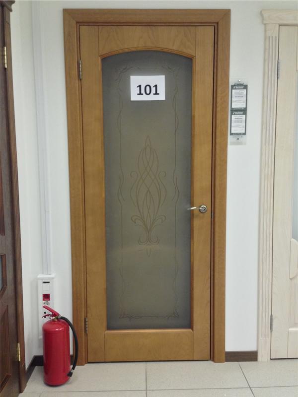 Дверь 101