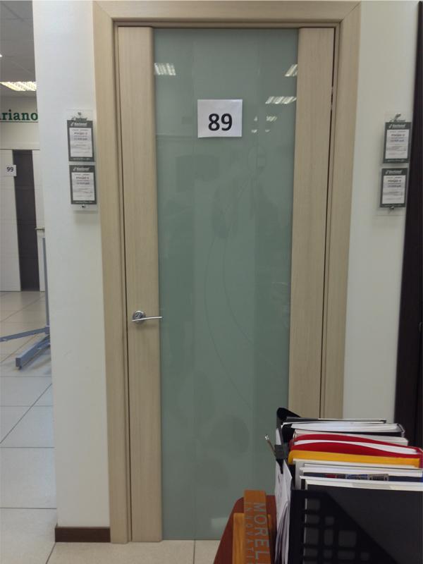 Дверь 89